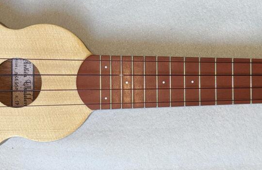 antica ukuleleria allegro